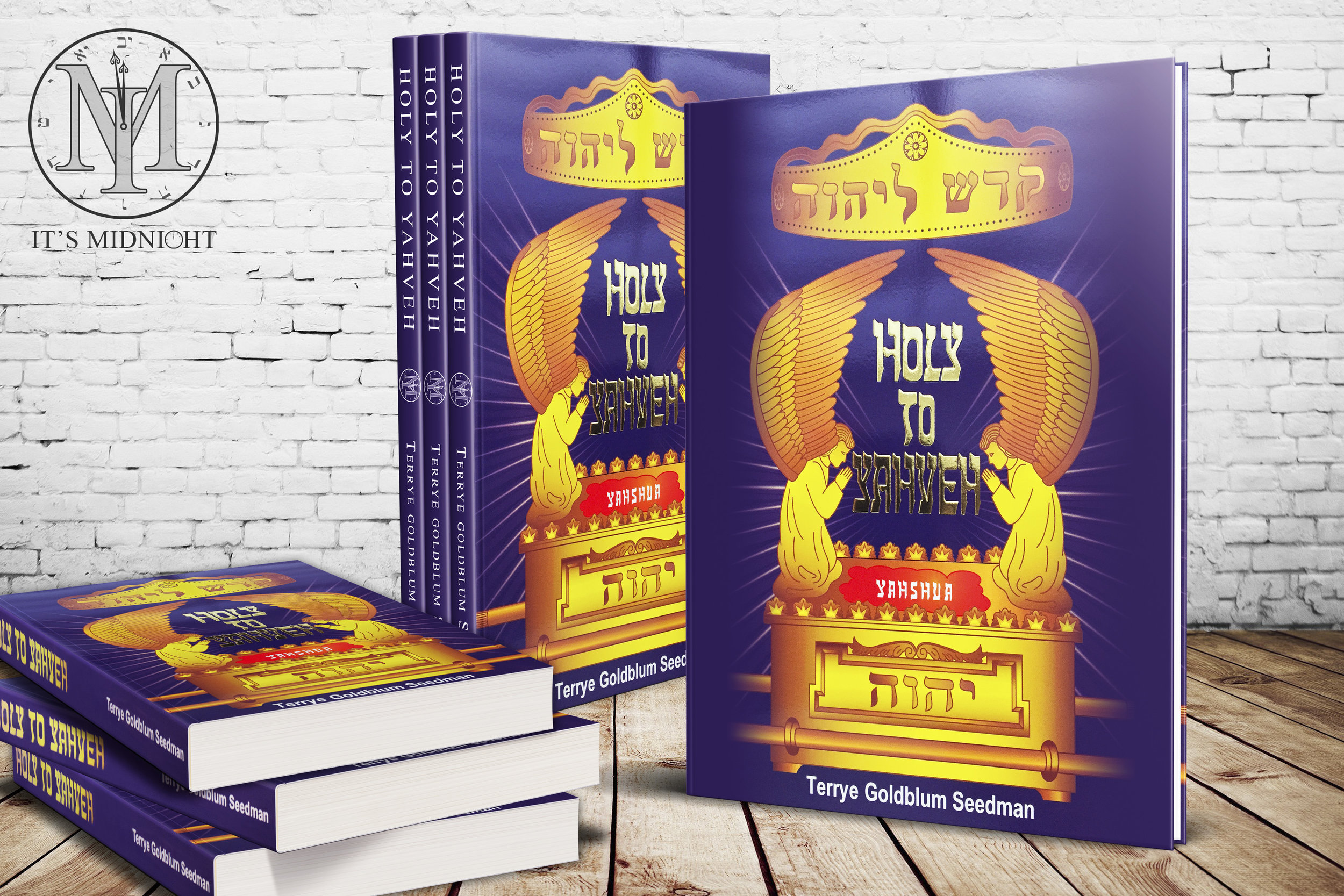 Holy to Yahveh Bundle Package | Paperback  + Click to Enlarge