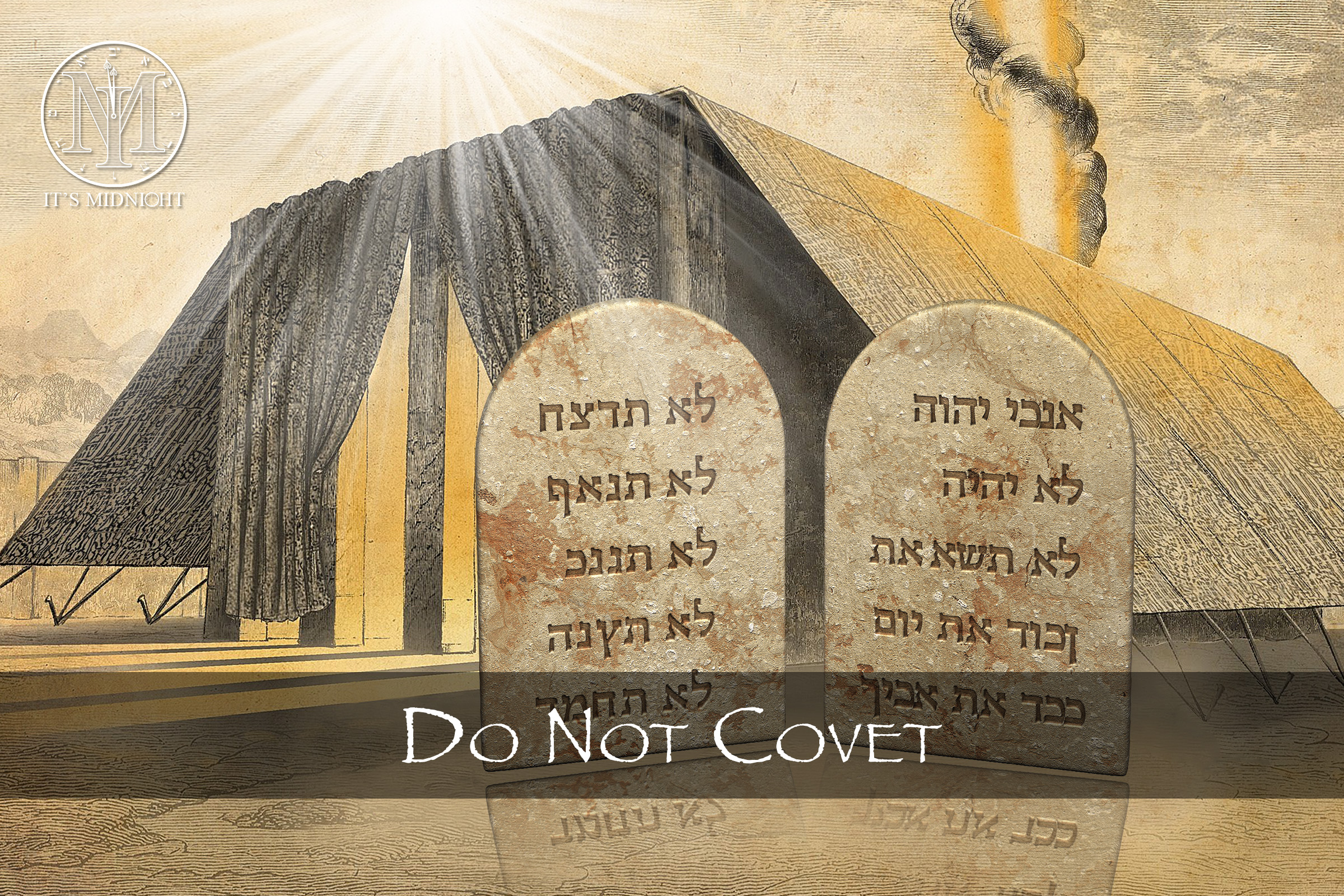 10th Commandment: Do Not Covet