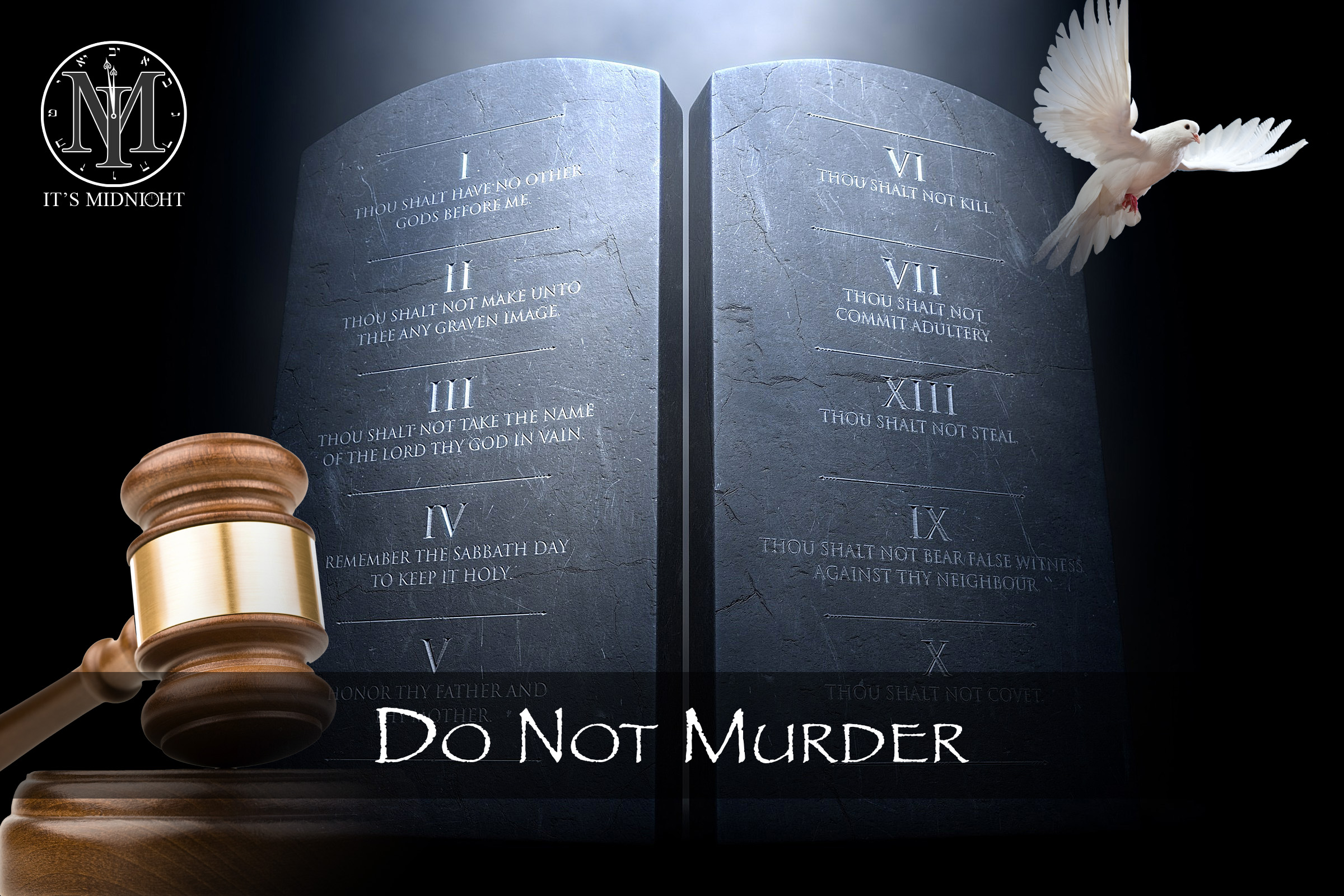 6th Commandment: Do Not Murder