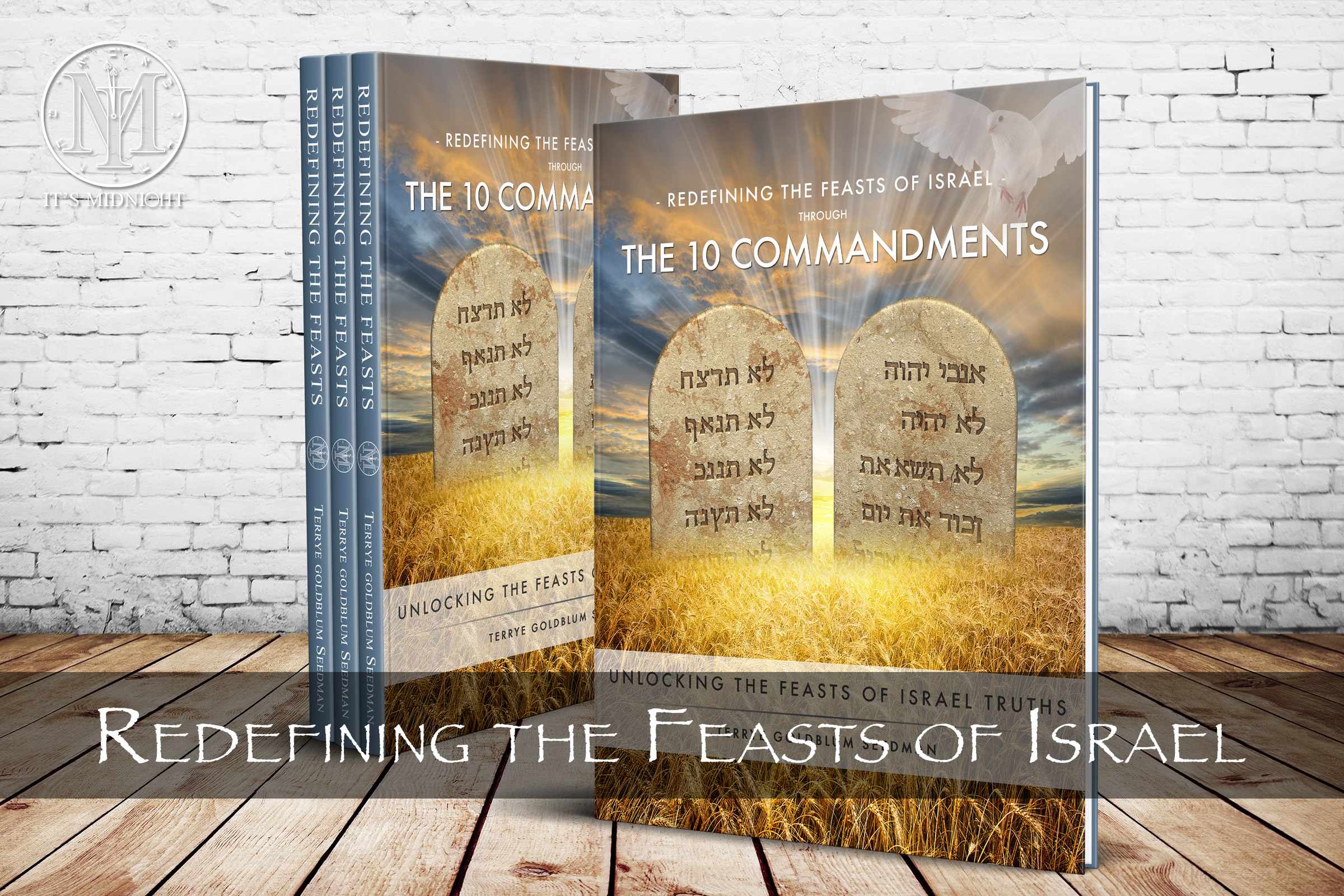 Redefining the Feasts of Israel Through the Ten Commandments (Terye Goldblum Seedman).jpg