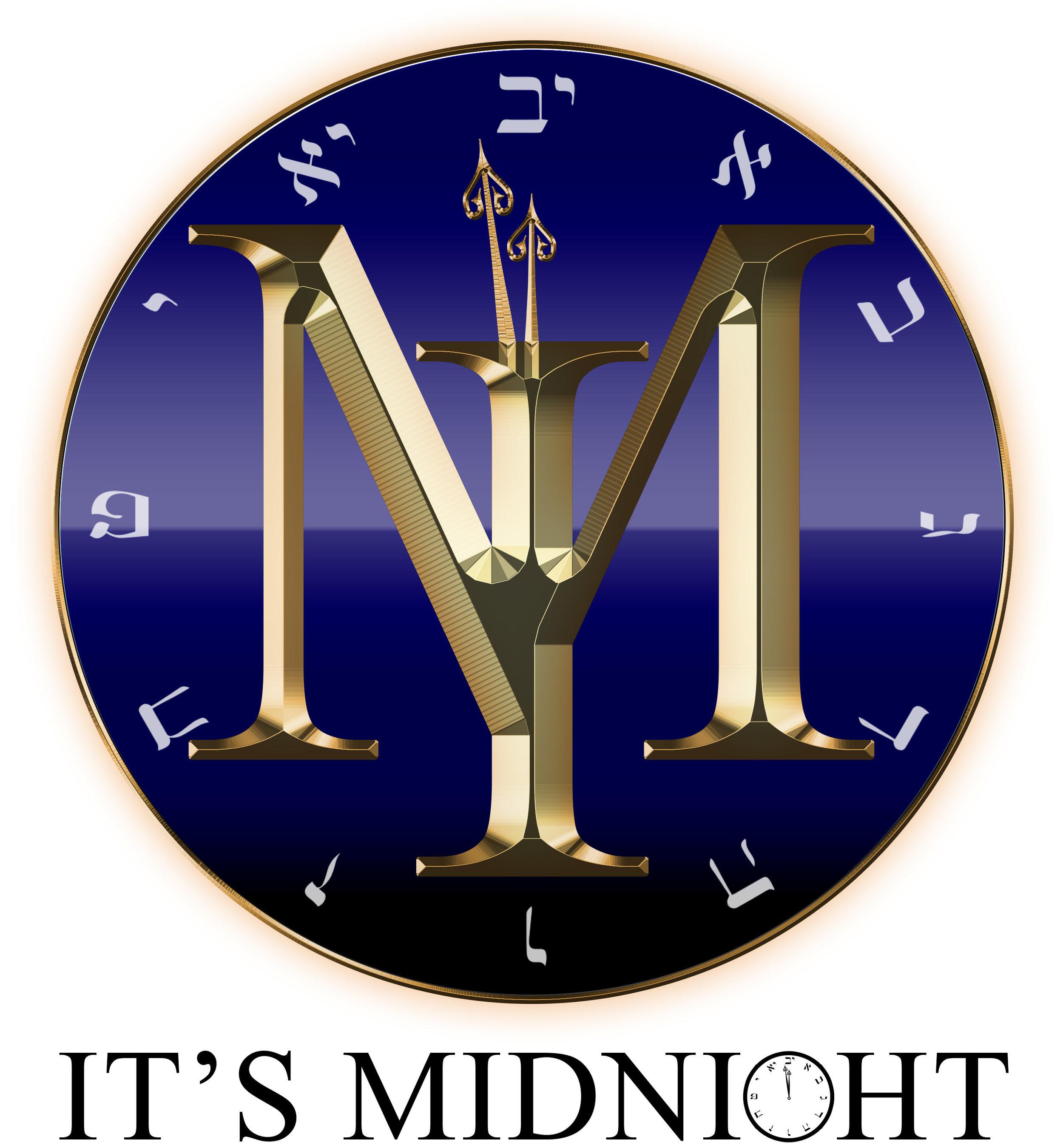 It's MIdnight Logo (Gold and Blue Version).jpg