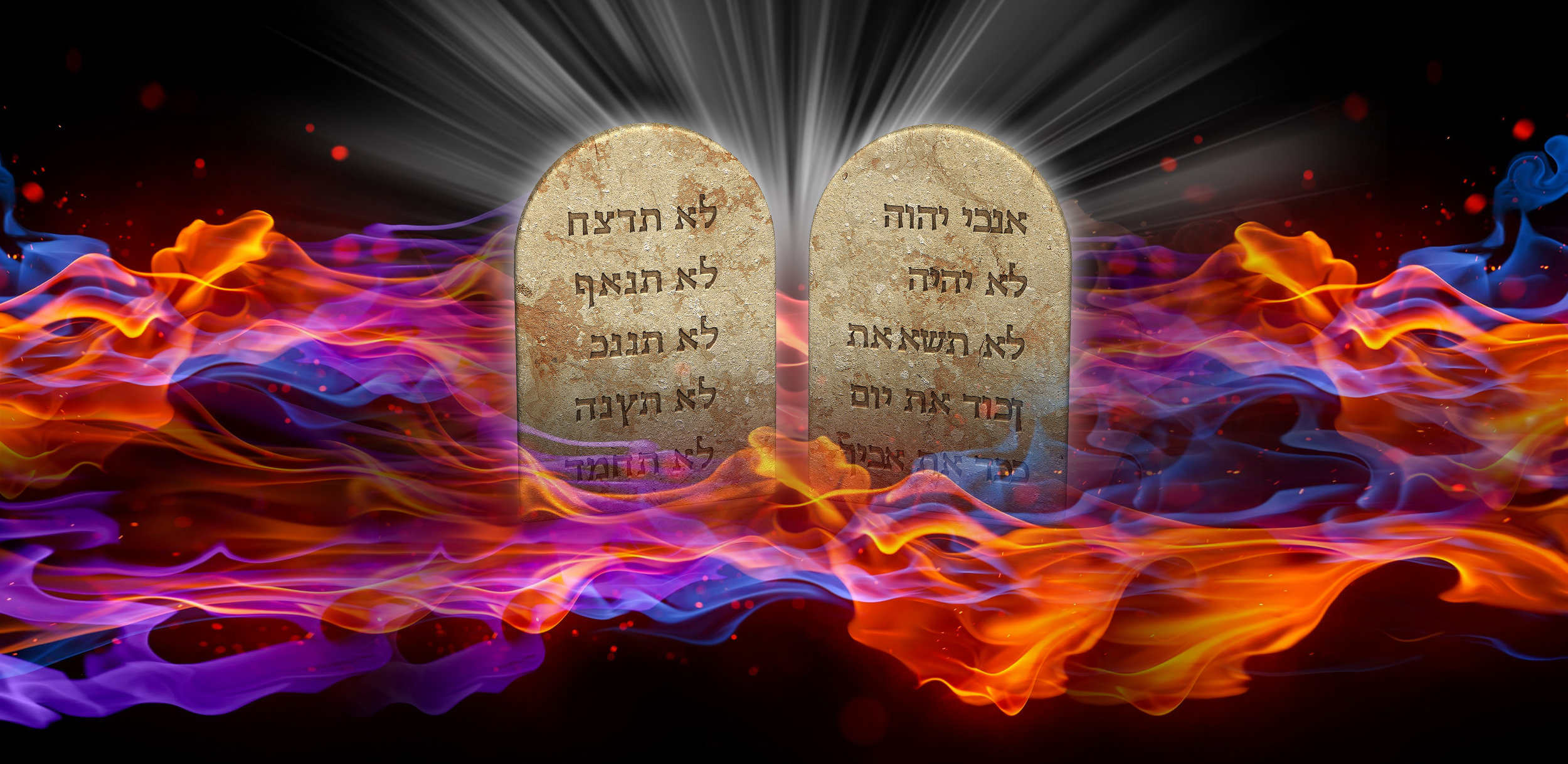 The Ten Commandments   Unearth new meaning behind the Ten commandments and learn to become holy, consecrated, and righteous to Yahveh   Learn More