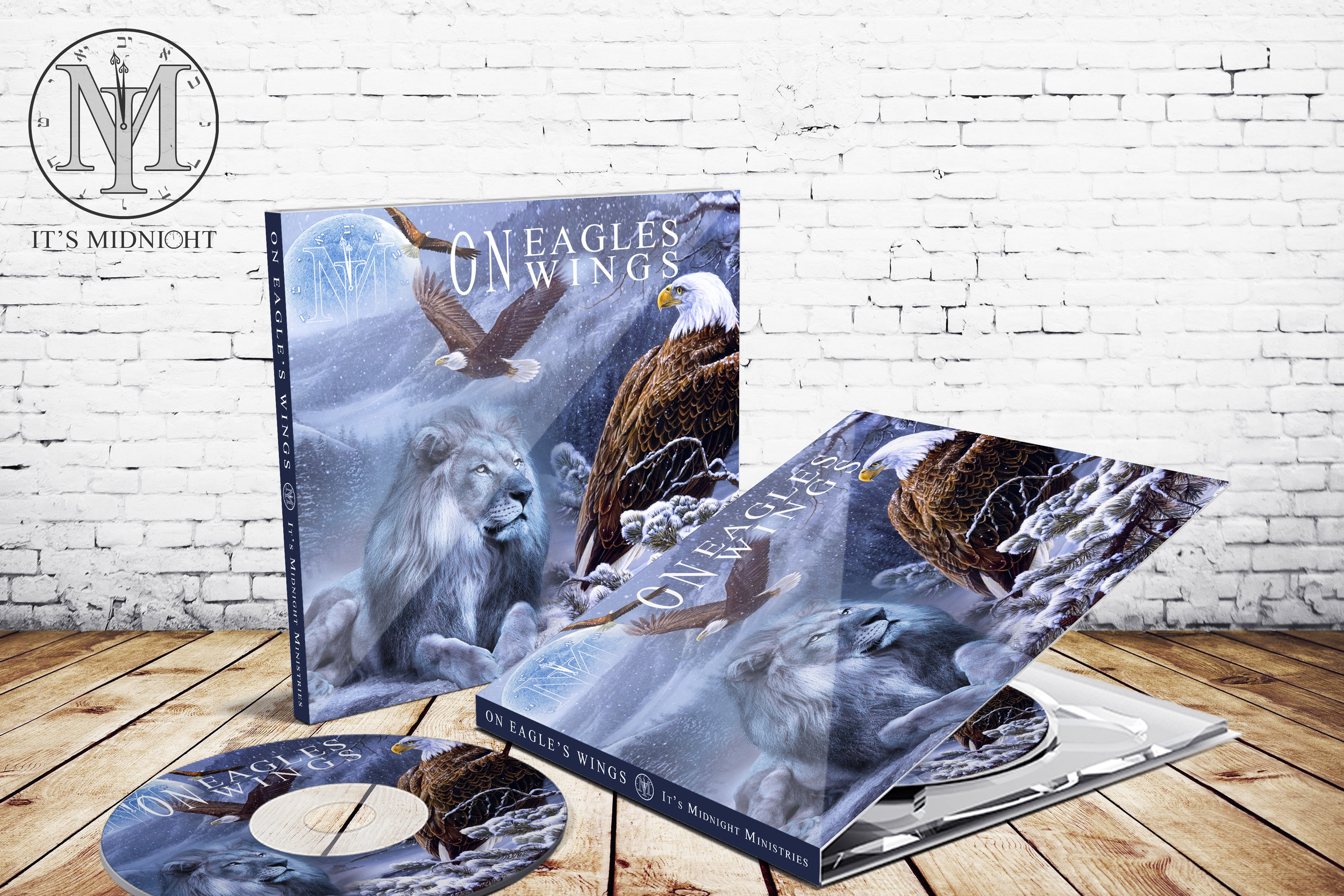 On Eagle's Wings   Piano Album  + Click to Enlarge