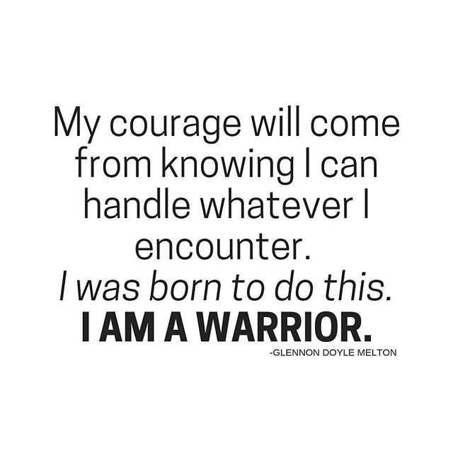 #MentalHealthWarriors are called warriors in my opinion because we are in a battle fighting for our life, not just to exist but to truly live the life we are capable of living.  #Depression and #anxiety can bring us down and make us feel the weight of the world, make us believe lies about ourself, make it seem like none of the good things are enough and all of the negative things are magnified by 100x.  It's a dark vacuum we continued to get pulled down into.  At times we don't know which way is up.  But we are warriors.  Warriors know the battle within ourselves is the one we must never give up on, that we become more of ourselves and stronger each day we constantly get up again.  That the evolution of becoming the next version of ourself is through the darkness, not hiding from it.  ___ I started a group called The Warrior Evolution.  It's open to anyone and the link to it is in my bio.  Please join and invite a friend.  It's for anyone who is or has struggled with their mental wellbeing and wants to start discovering what they can do about it and improve the quality of their life.  We are making vision boards this weekend- Sunday.  Join me on a Live to make yours with me! * * * #movementformentalhealth #exerciseandmentalhealth #overcomedepression #deadliftchallenge #crossfitlovers #visionboard #warrior #carryonwarrior #glennondoylemelton #depressionwarrior #anxietyrelief #depressionrecovery #deadliftsoverdepression #