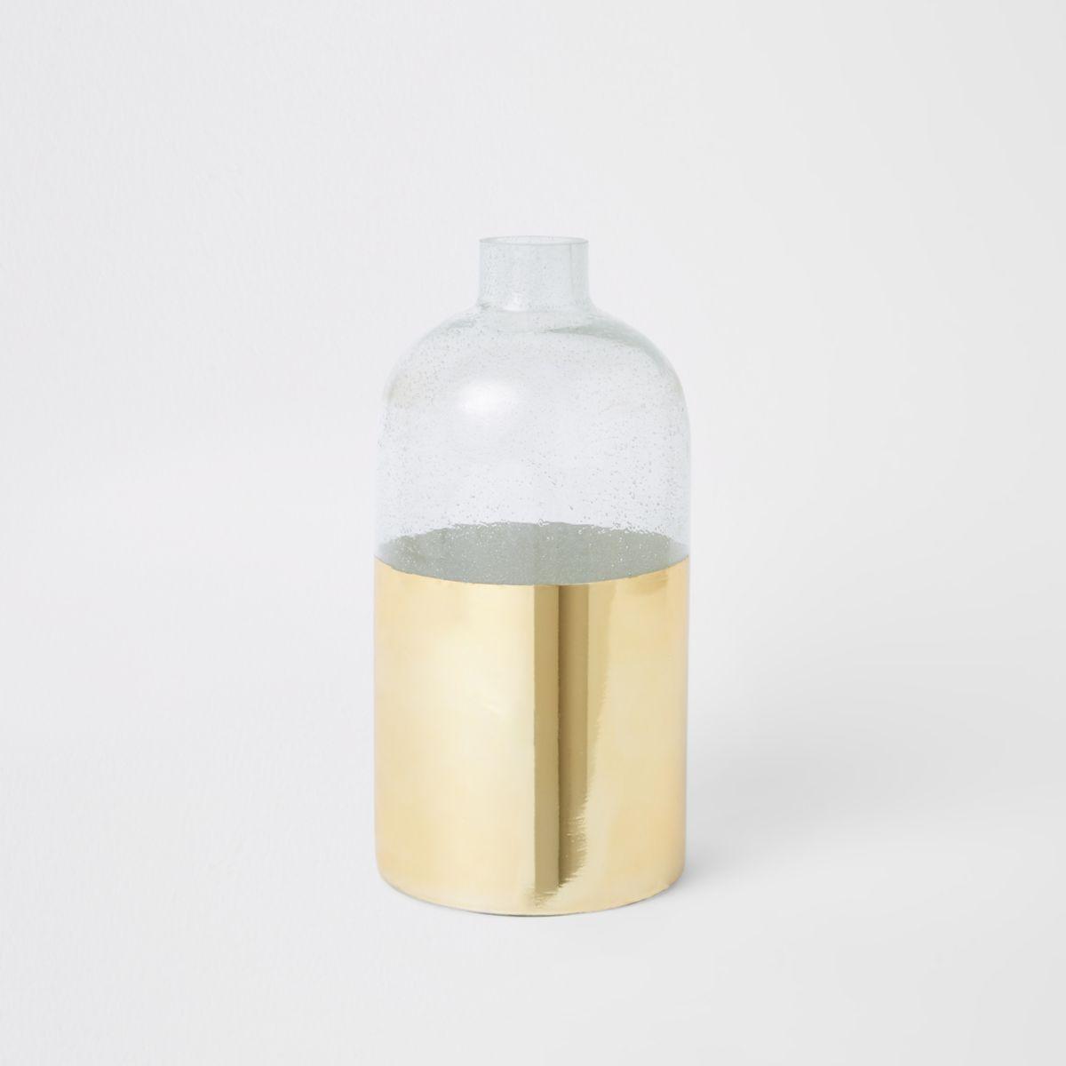Gold Vase, £25