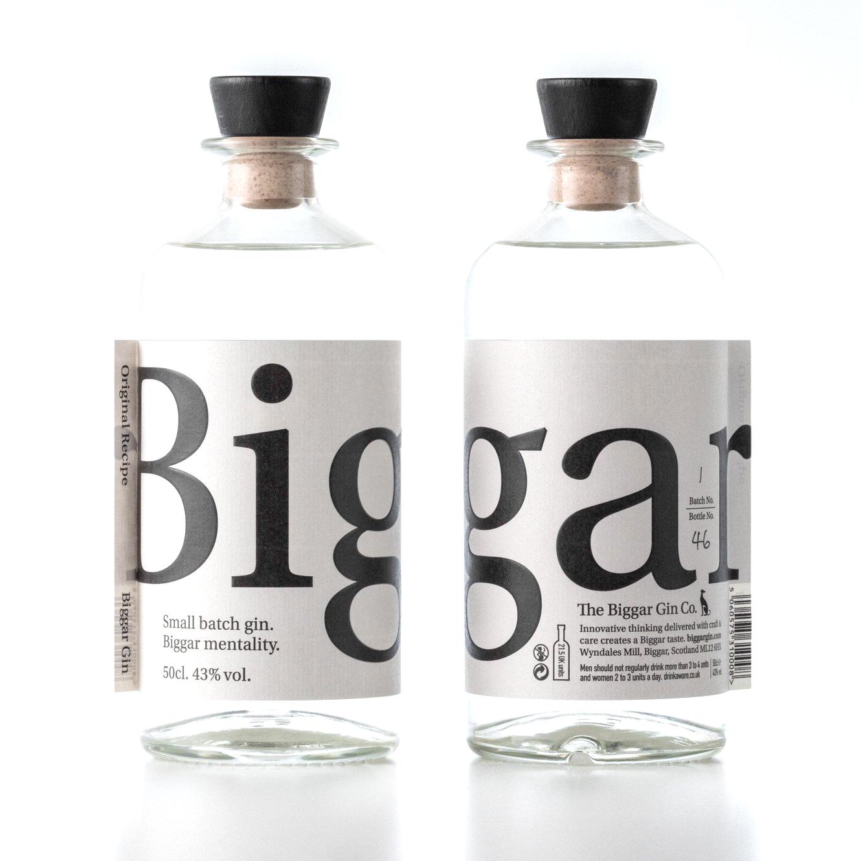 Biggar Gin, £32
