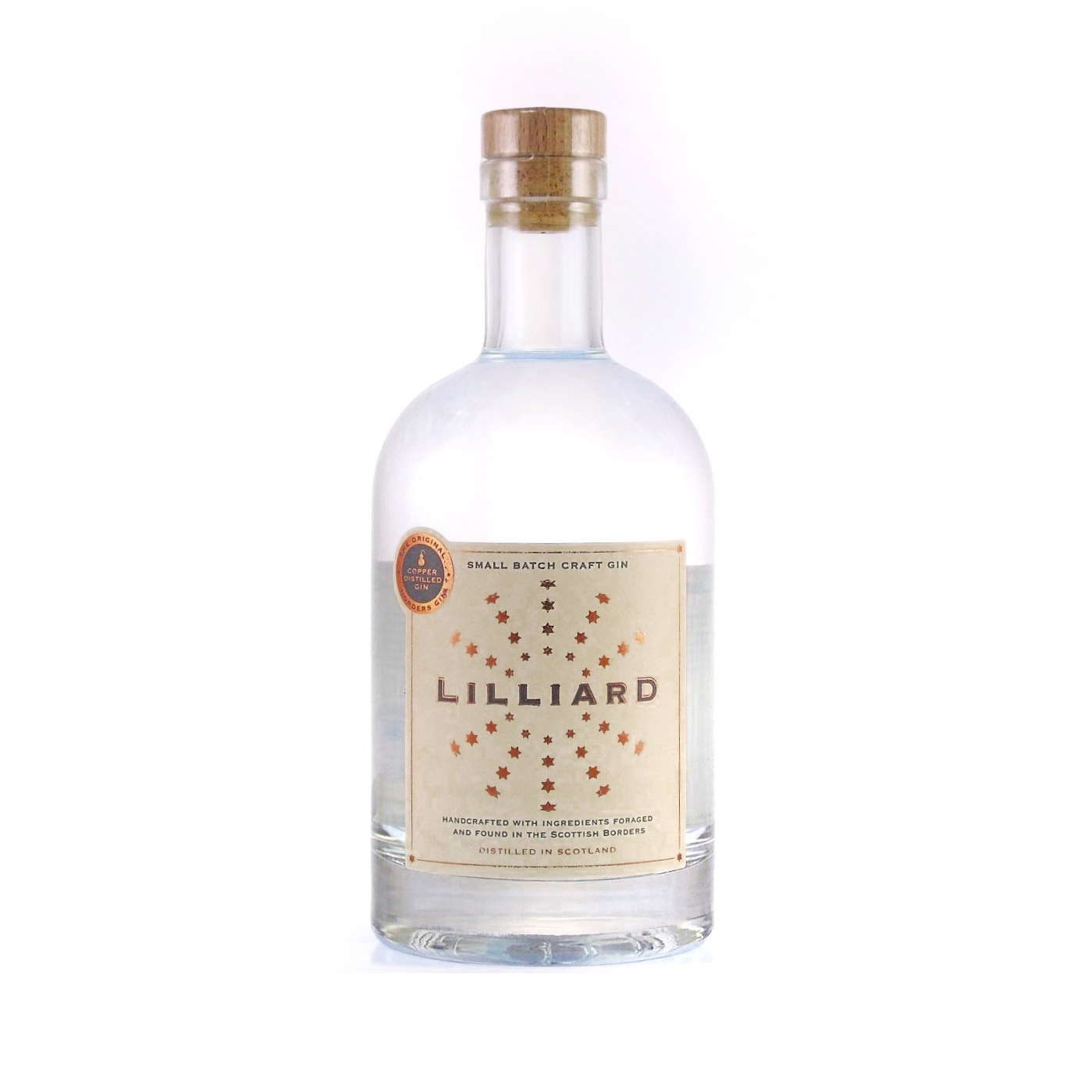 Lilliard Gin, £32