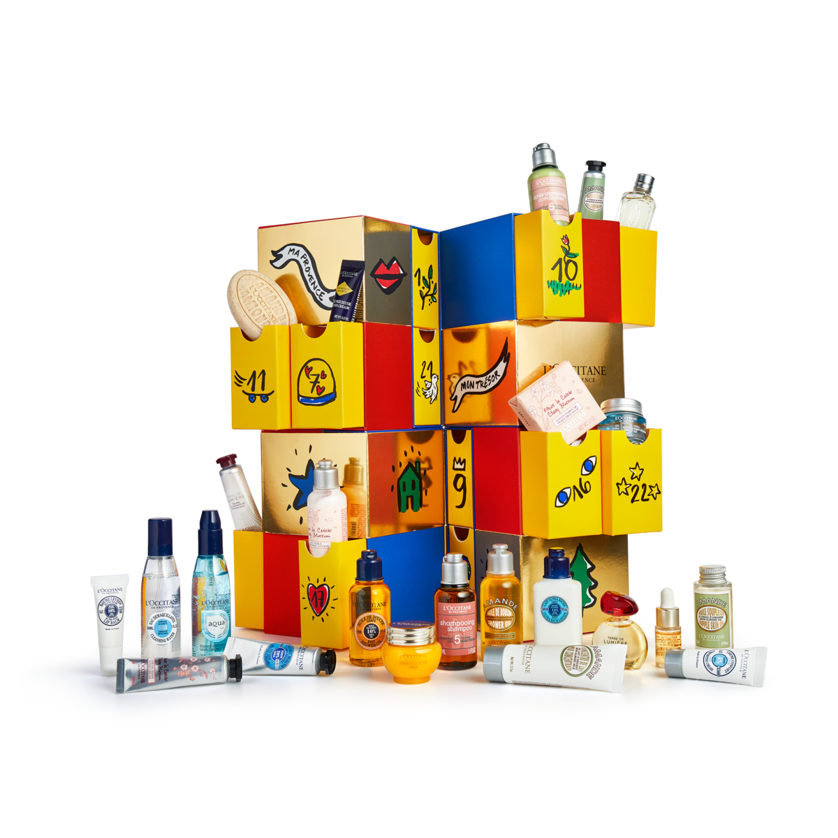 L'OCCITANE Luxury Advent Calendar (£89)  NEW.jpg
