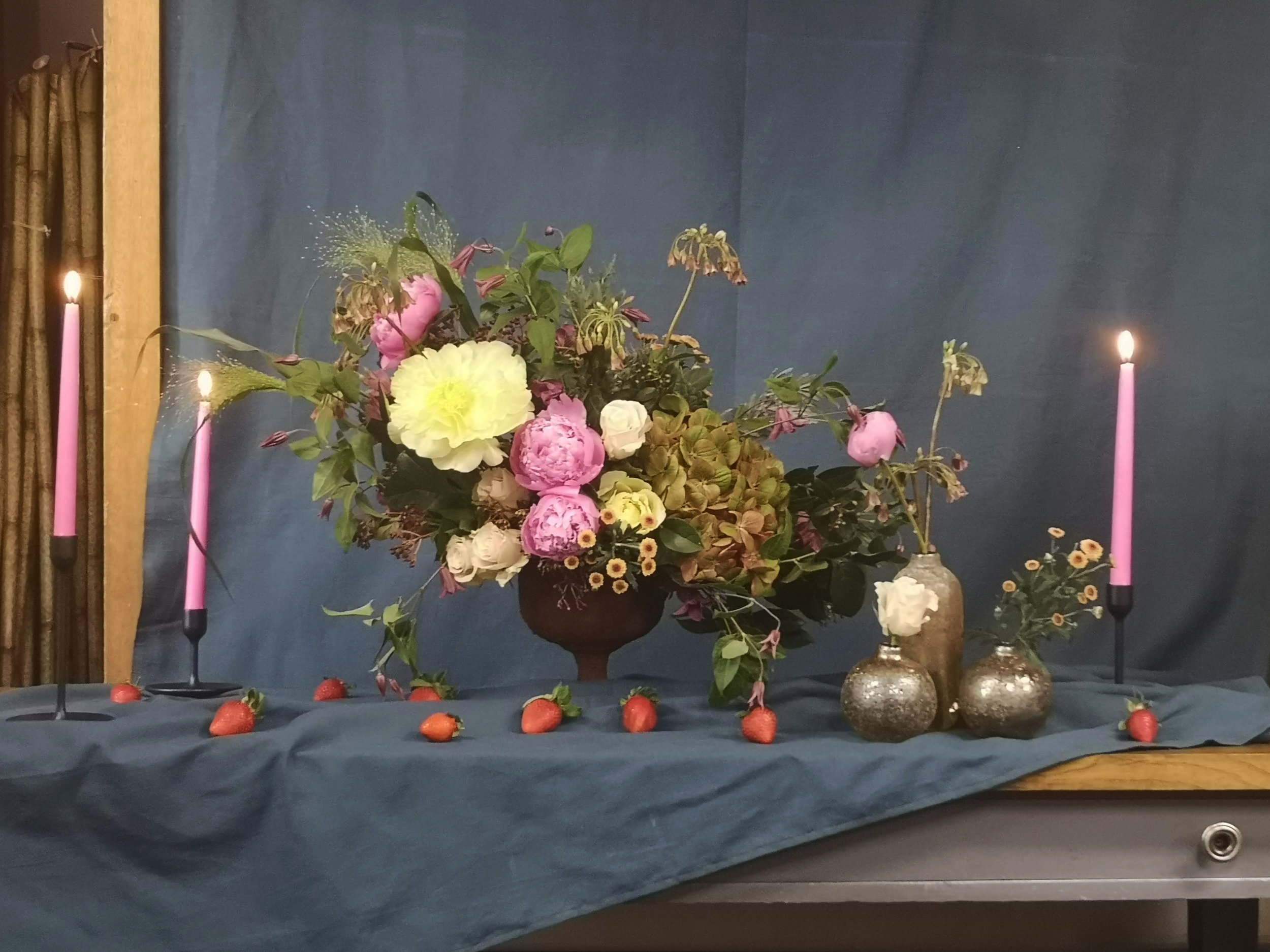 Fee's arrangement…