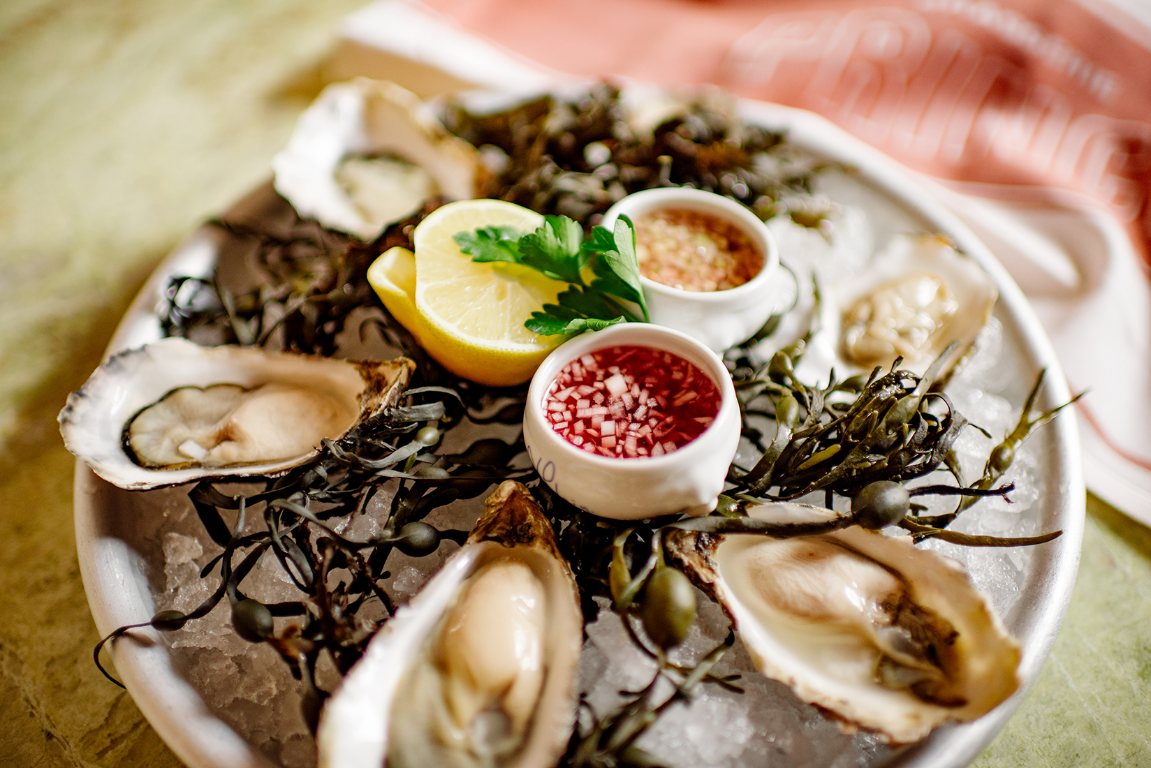 Brasserie Prince by Alain Roux - Daily catch of oysters026.jpg