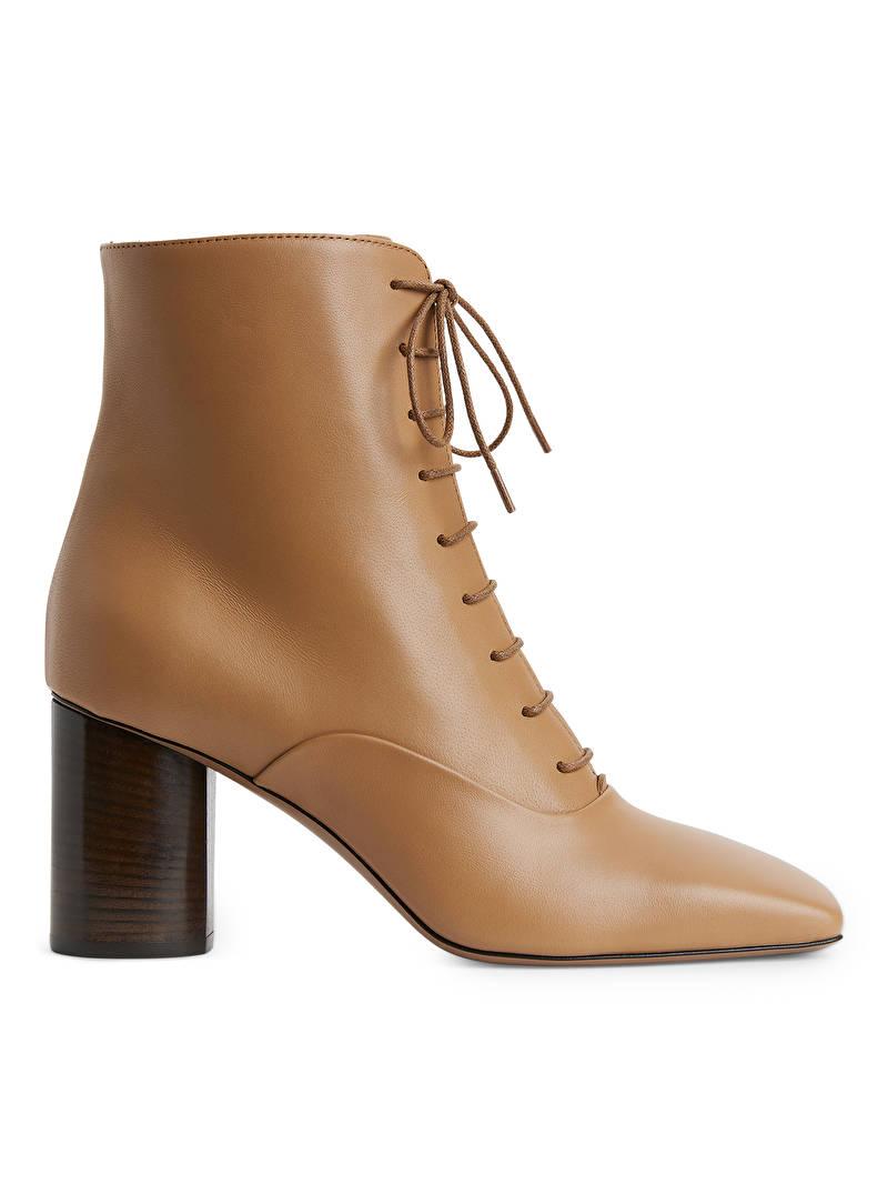 Arket Lace up Boots £175