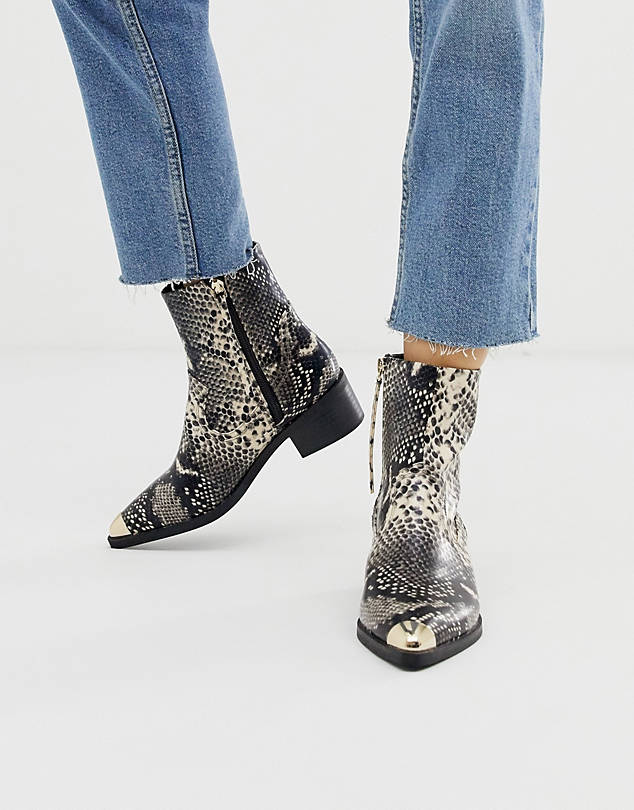 Asos Cowboy Boots £40