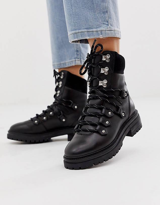 Asos Design Hiker Boots £75