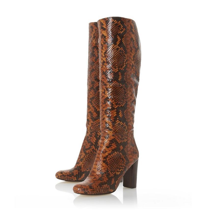Dune Knee High Boots £190