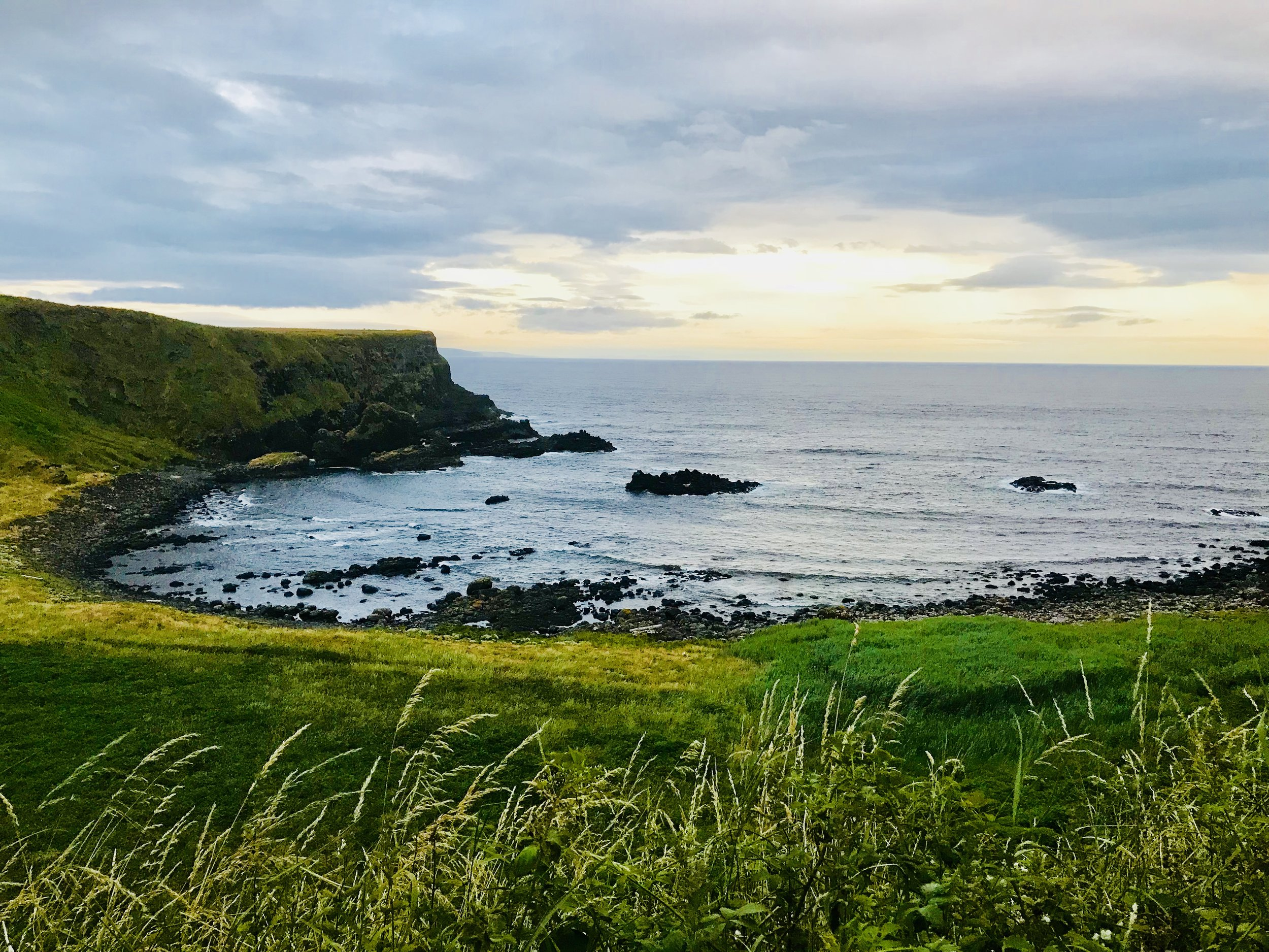 The Blue Trail, Giant's Causeway