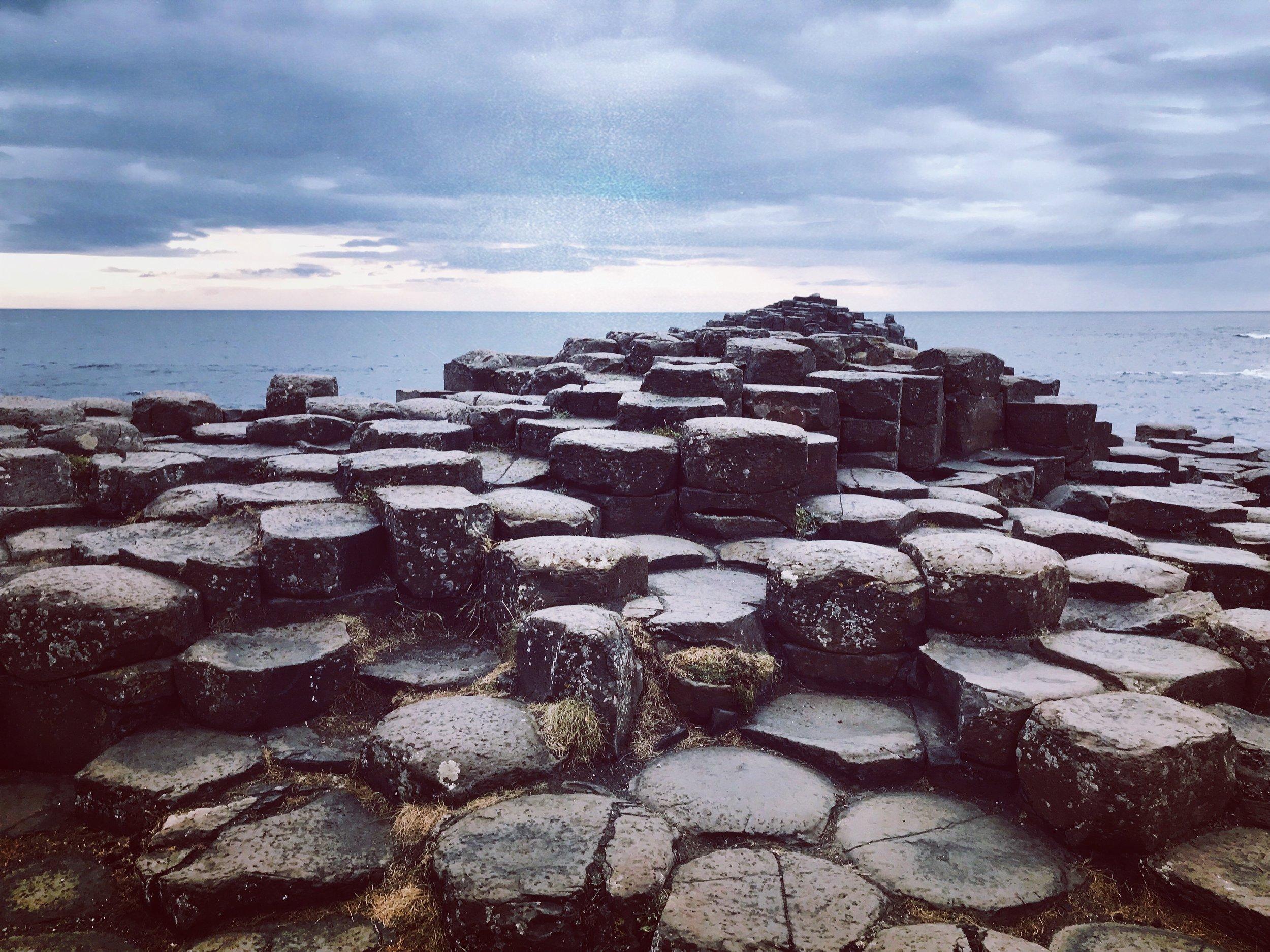Giant's Causeway - Mrid.JPG