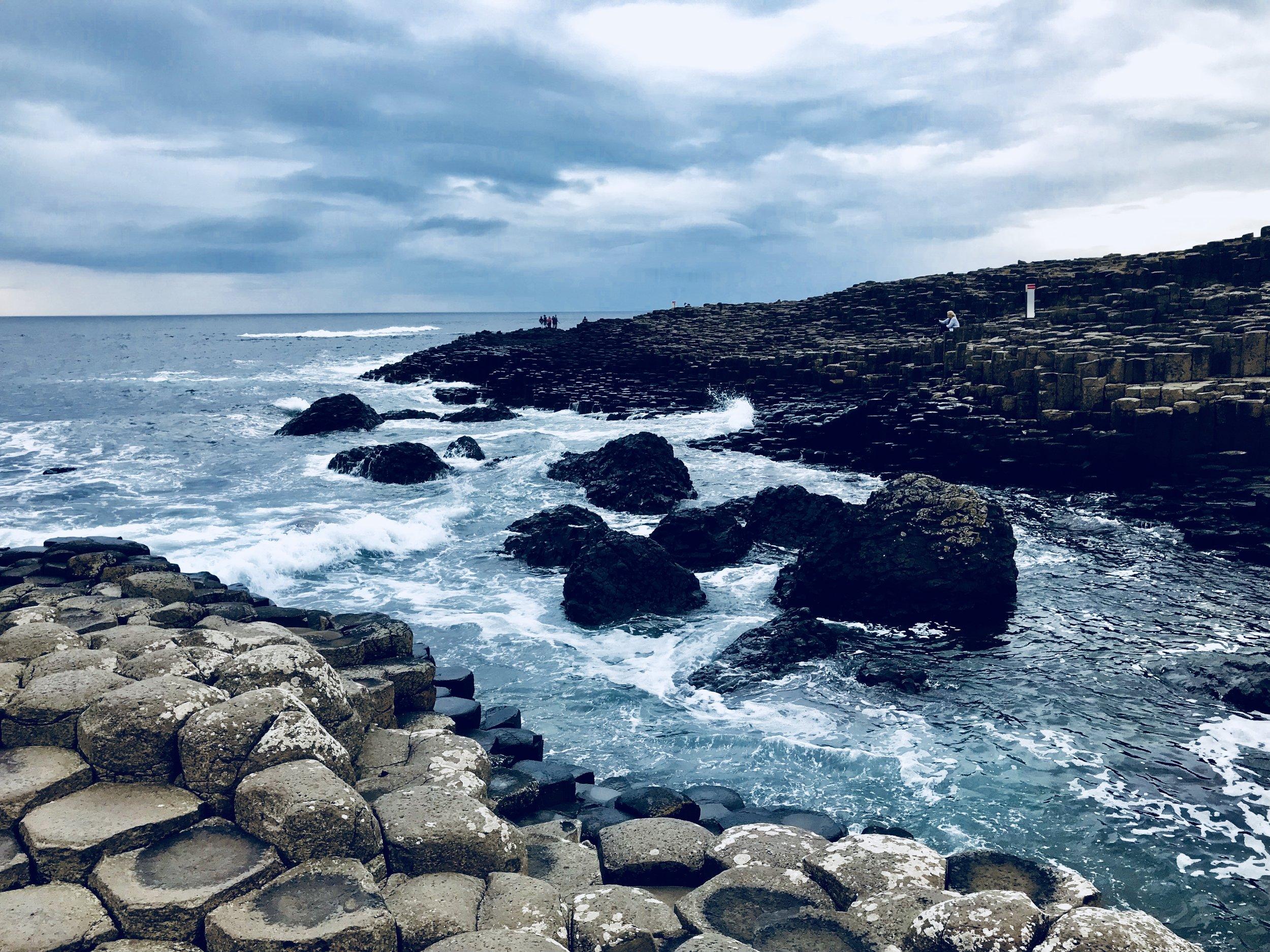 Giant's Causeway - Mrid 2.JPG