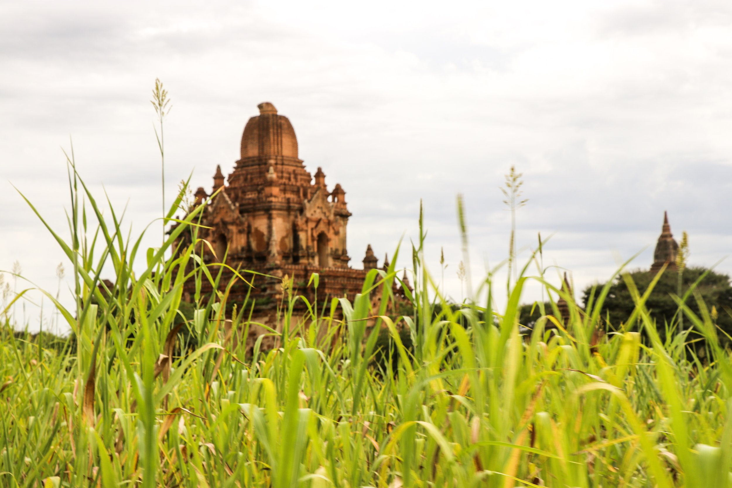 Land of 10,000 temples