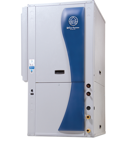 5 Series 500A11 - Single or Dual CapacityAll-In-One Unit28.0 EER / 4.8 COPVersatile geothermal heat pump that provides exceptional comfort and reliability expected from the WaterFurnace name.