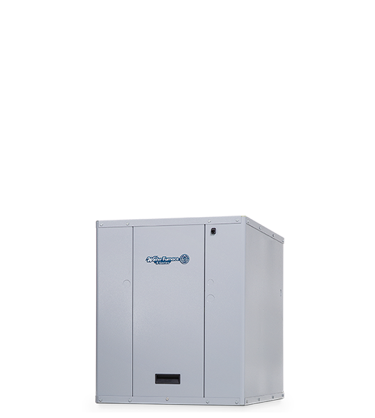 5 Series 500W11 - Water-to-WaterHydronic Unit17.5 EER / 3.1 COPAdd-on unit for high volume or dedicated hot water. Perfect for radiant floor heating, spa/pool heating, or forced air when used with a fan coil.