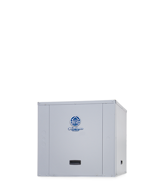 Envision NDW - Large Water-to-WaterHydronic Unit22.0 EER / 3.5 COPPerfect for high volume radiant floor heating, spa/pool heating, or snow/ice melt. Great for luxury homes with high hot water demands.