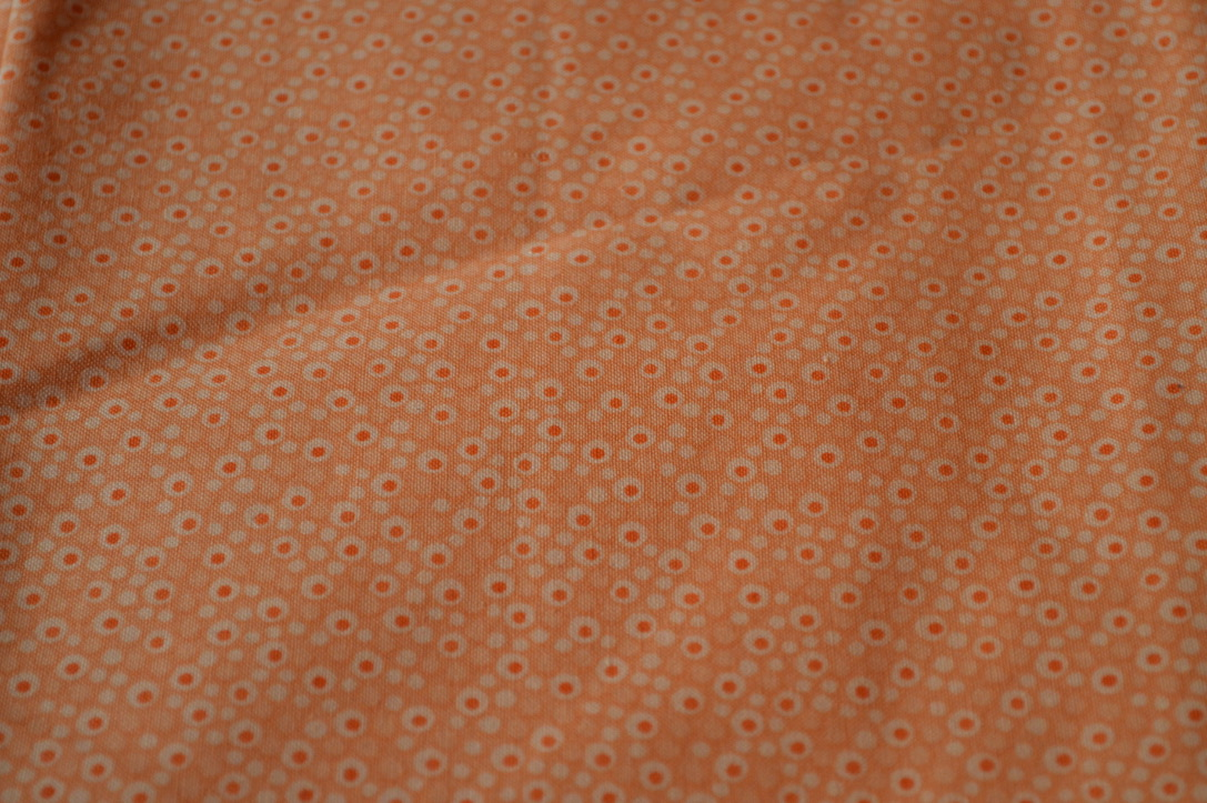 Red & Orange Polka Dots