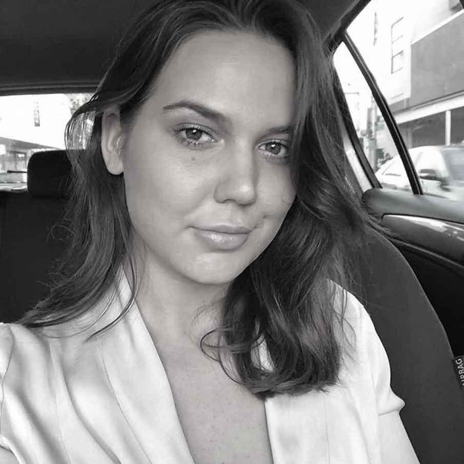 Bec Palma - Account Coordinator, Southern Cross AustereoYes Queen Contributor & Millennial Maven