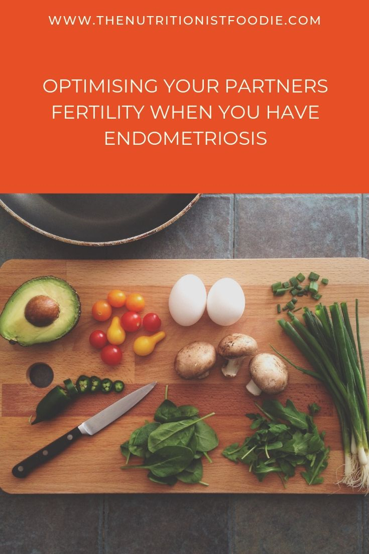 male fertility endometriosis