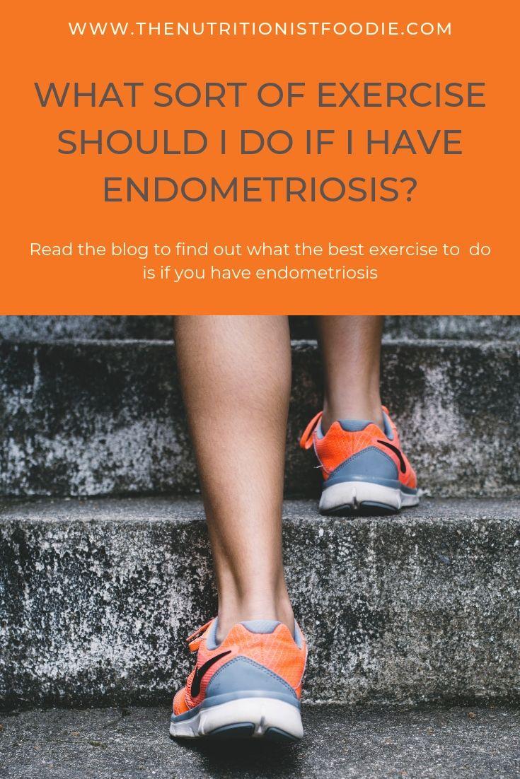 exercise and endometriosis