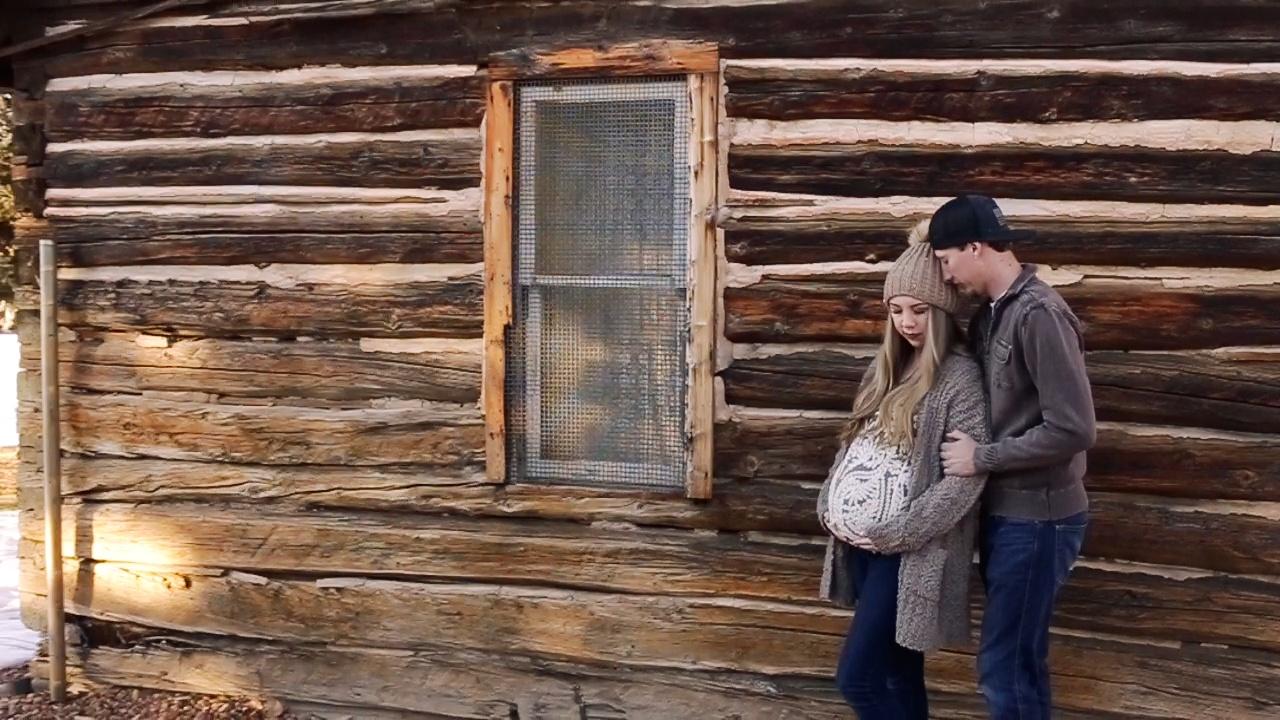 Central Utah Videographer | Colby & Madisen | Maternity Film