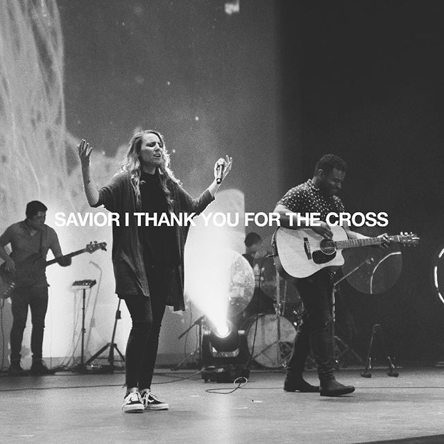 SAVIOR I THANK YOU FOR THE CROSS  White As Snow is now available to purchase on iTunes! Click the link in our bio to jam out the latest Wake Worship single! #WakeWorship