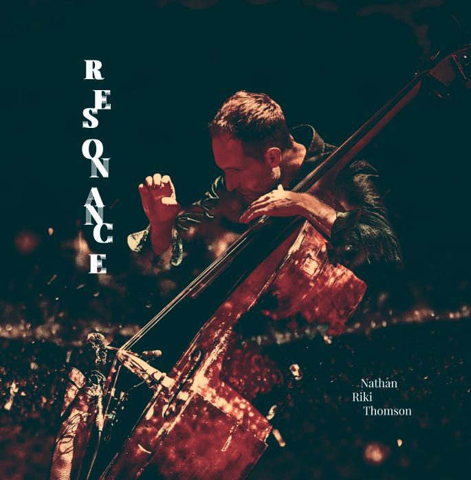 Nathan Riki Thomson RESONANCE CD, LP and Digital Formats, Sibarecords 2019 (Release Date 1st November 2019)