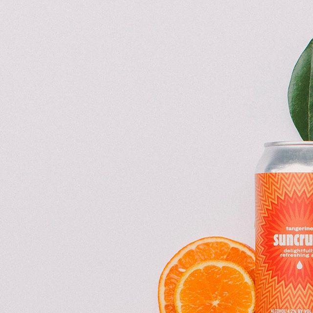Introducing #suncrushbeer 📸 @katemagee