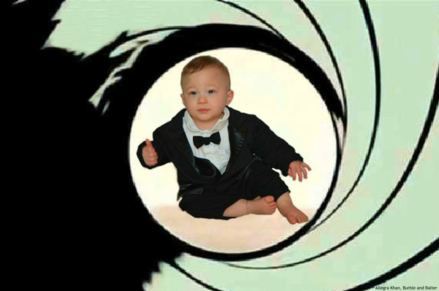 Baby James Bond, Photo 2