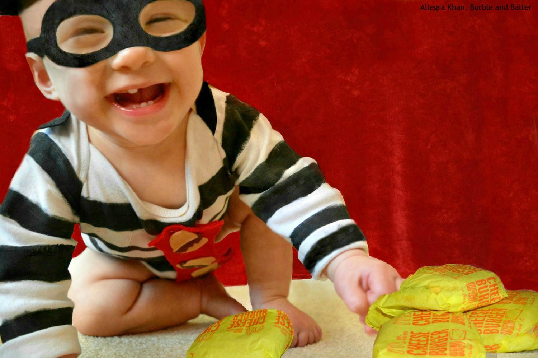 Baby Hamburglar, Photo 1