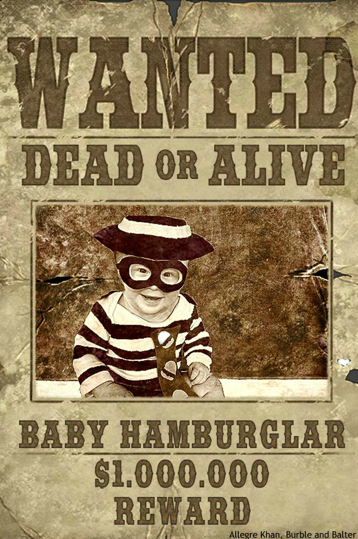 Baby Hamburglar, Photo 3