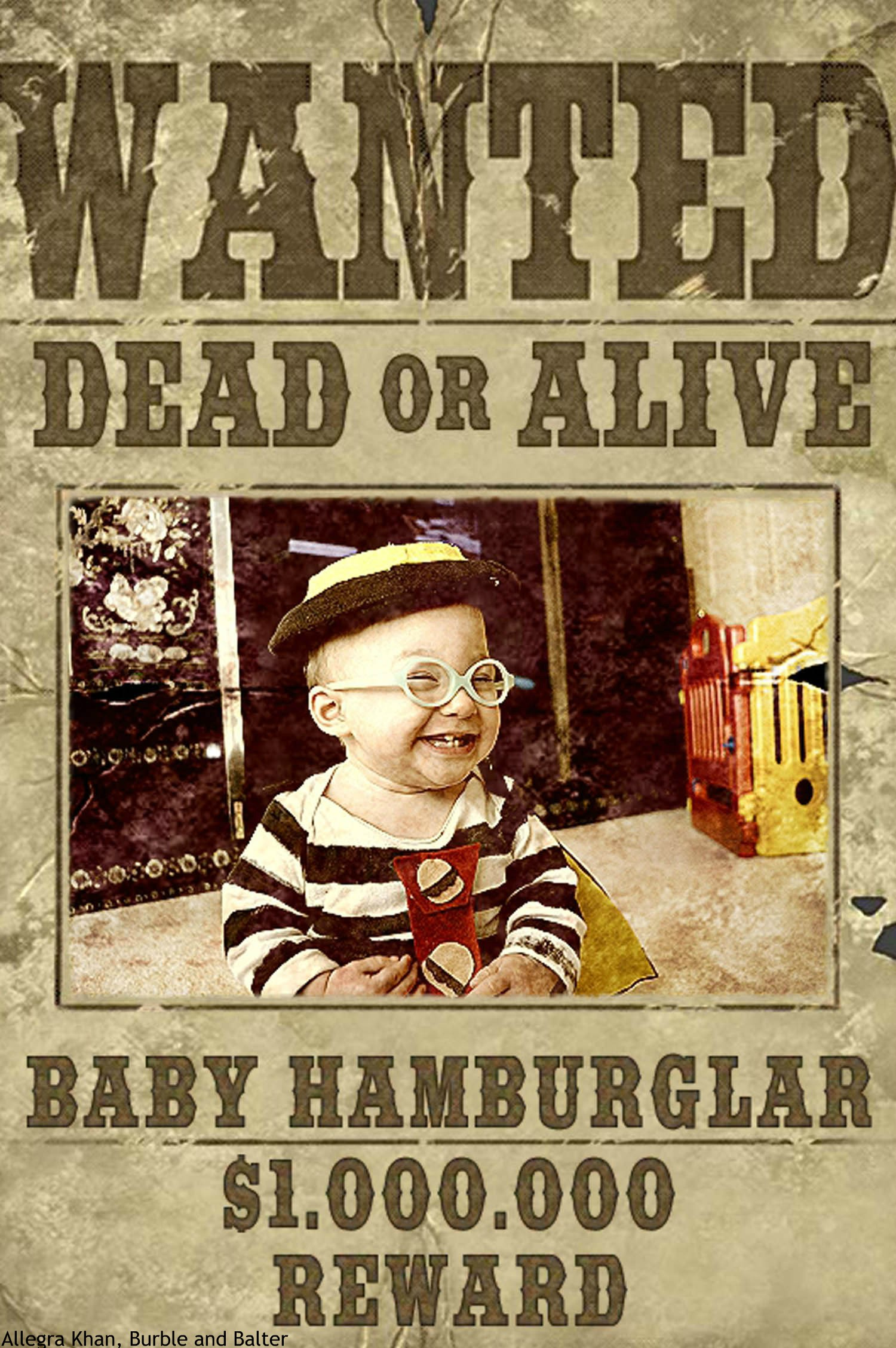 Baby Hamburglar ,Photo 5