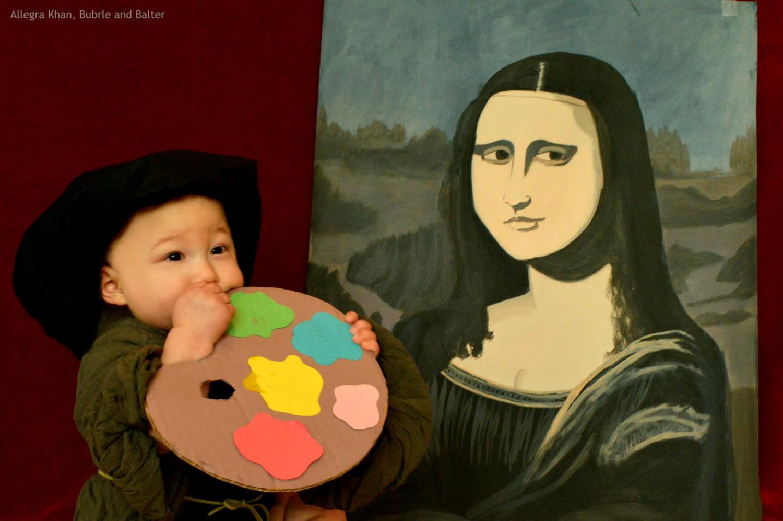 Baby Leonardo DaVinci Photo 3