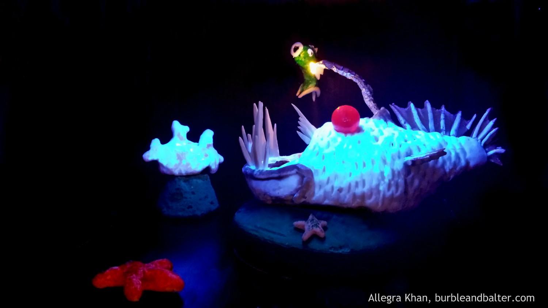 Anglerfish Cake, Photo 1