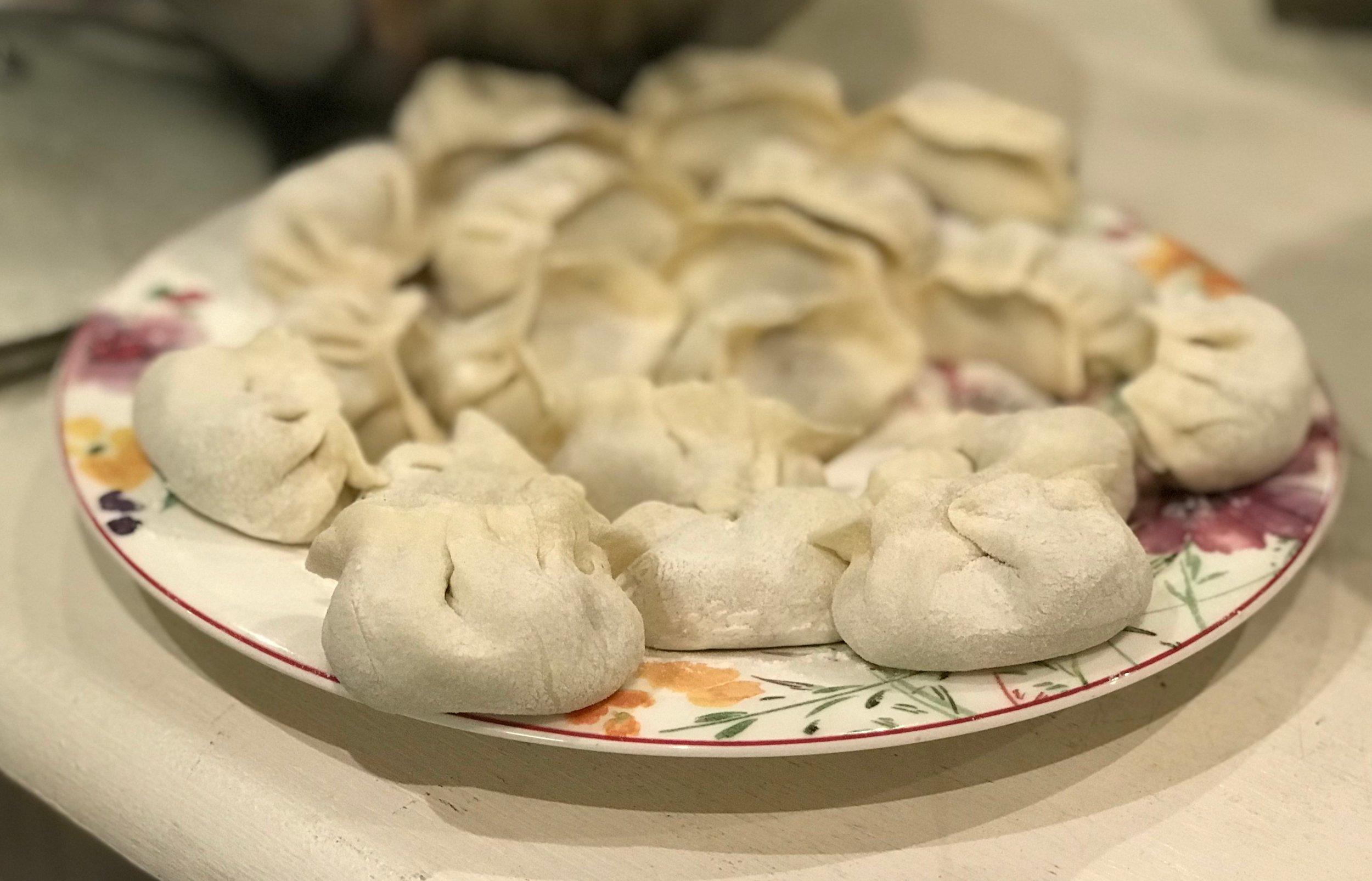 Lila's Secret Recipe: Home Made Chinese Dumplings