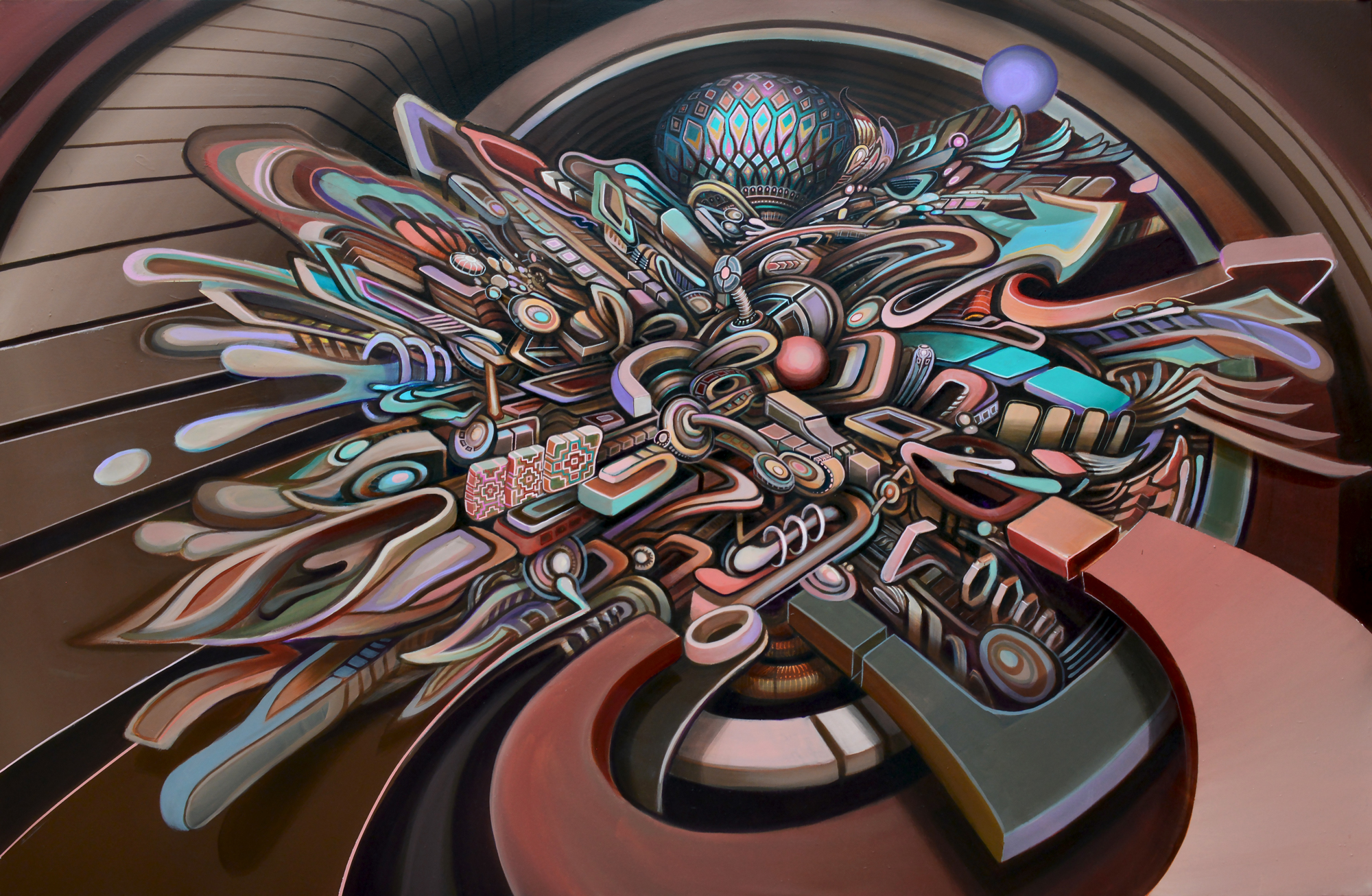 'Epicenter' by Stephen Kruse, Jake Amason