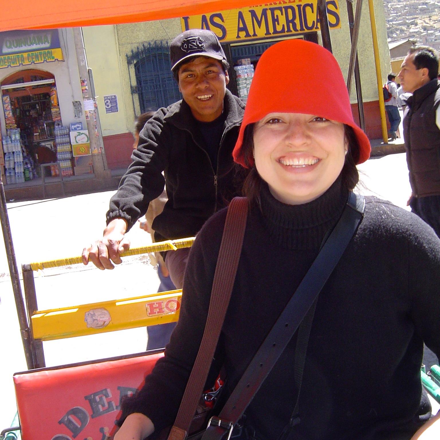 Marcella Echavarria - Freelance writer, photographer, cultural entrepreneur & branding expert • Mexico