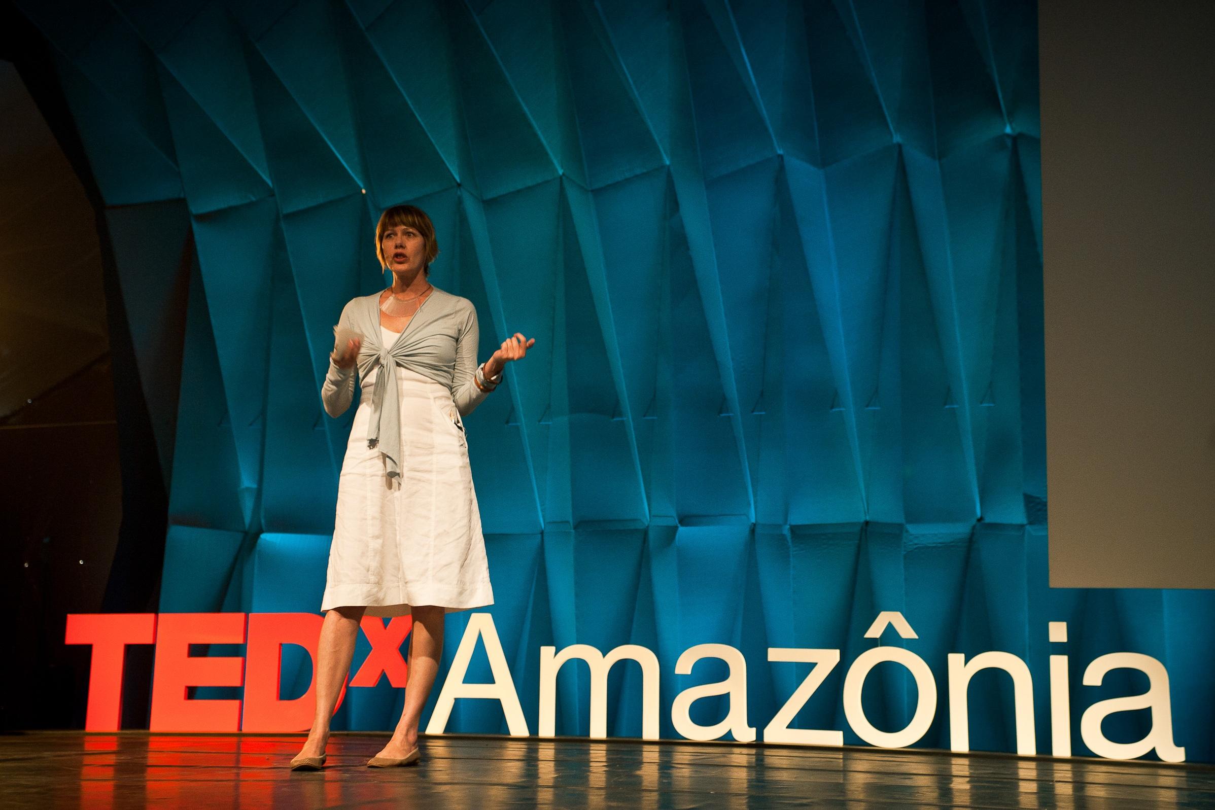 TEDxAmazonia - Amazonia, Brazil • 2010