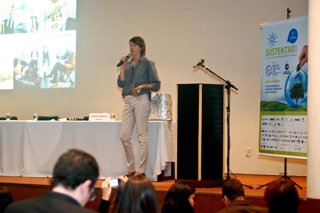 Sustentar Brazil 2012 - Belo Horizonte, Brazil • 2012