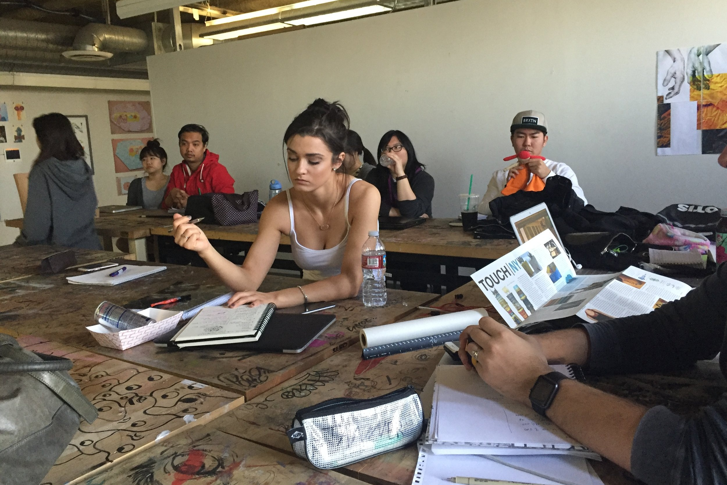 Otis College of Art and Design - Los Angeles, United States • 2016