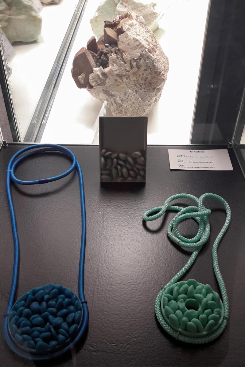 Jo Pudelko, Like a Rolling Stone, Munich Jewellery Week
