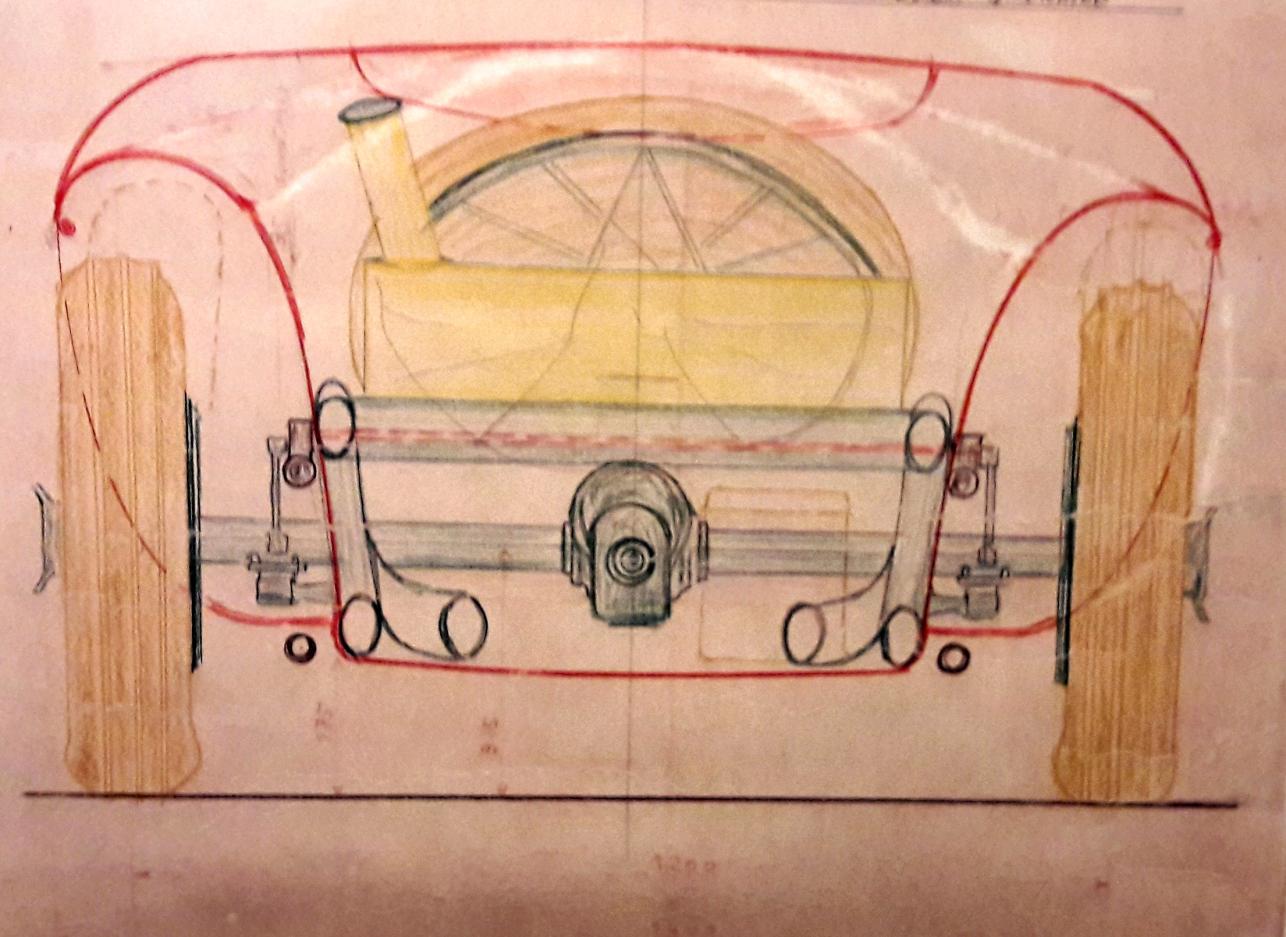 Design Museum, London Ferrari: Under the Skin
