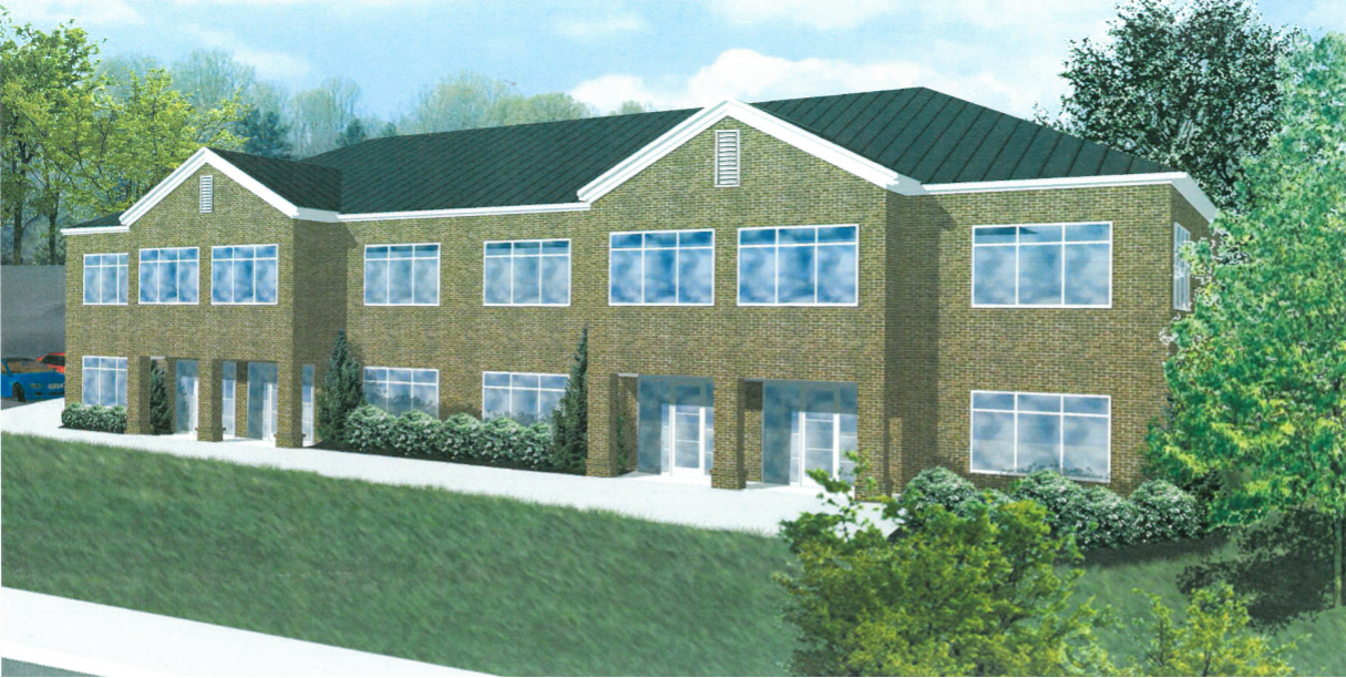 North Pantops Professional Center Rendering.png