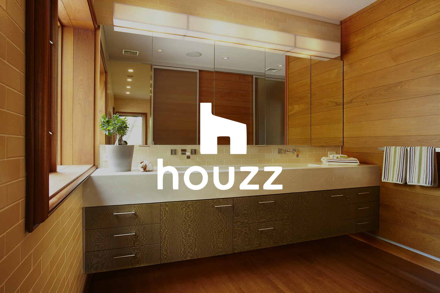 Read our latest on Houzz -