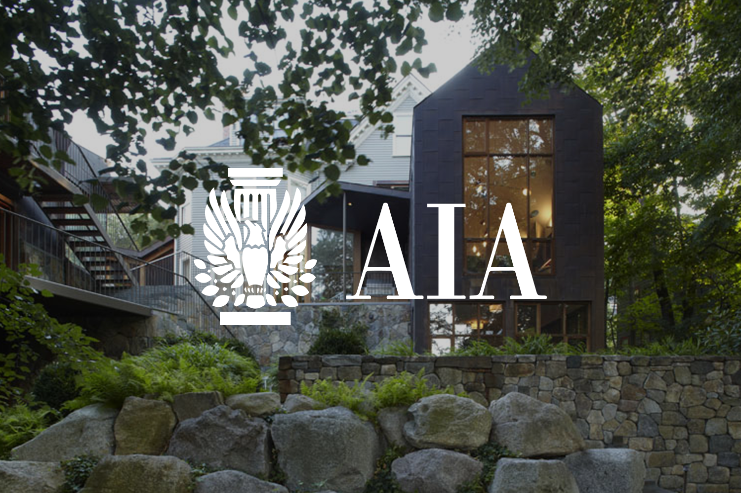 AIA New England Excellence in Architecture Award -